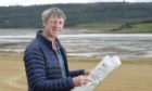Highland Council tourism officer Colin Simpson.
