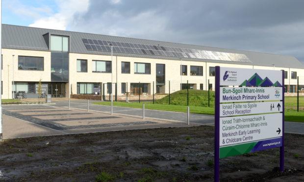 Merkinch Primary School, Inverness