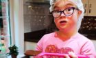 Poppy is challenging misconceptions about down syndrome with her chocolate making skills.