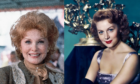 Rhonda Fleming who was known as the 'Queen of Technicolour' has died.