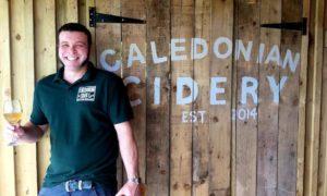 Ryan Sealey, Caledonian Cider Company.