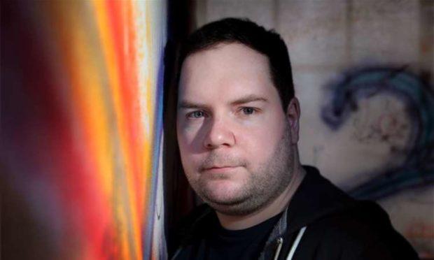 Events programmer Steven Robertson