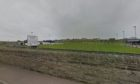 Harmsworth Park, home of Wick Academy FC.