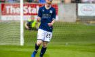 Dundee midfielder Lyall Cameron.