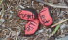 Remembrance stones
