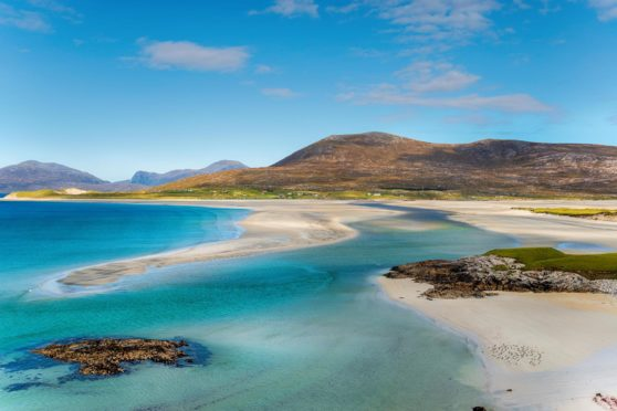 Luskentyre beach is regularly named as one of the world's finest. But its fame has had an impact on the community, with islanders now being priced out of the property market.