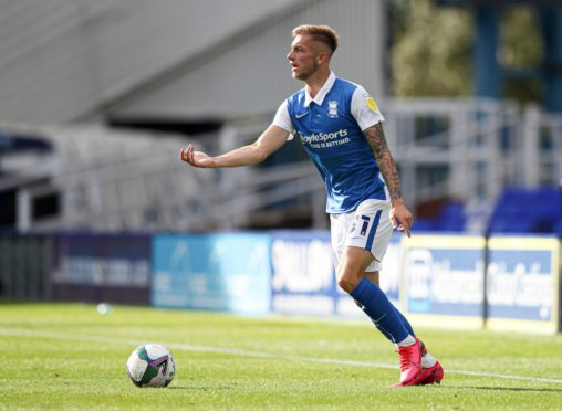 Charlie Lakin arrived on loan from Birmingham City.