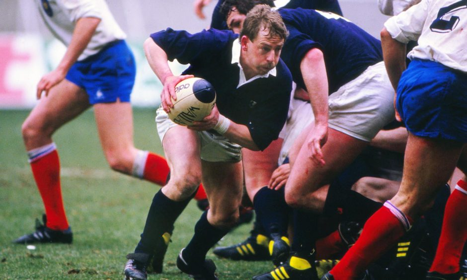 Roy Laidlaw was one of Scotland's greatest-ever players.