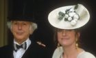 Photo by Nils Jorgensen/Shutterstock.  Peregrine Worsthorne and Lucinda Lambton.