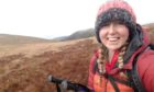 Sophie Barrack has built a drone to assist mountain rescue teams in an emergency.