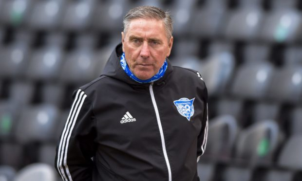 Peterhead manager Jim McInally knows the importance of keeping clean sheets