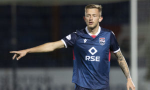 Charlie Lakin: Ross County have to be more streetwise after Kilmarnock defeat