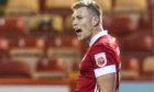 Aberdeen striker Sam Cosgrove.