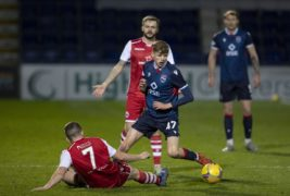 Ross County academy kids make step up in Betfred Cup win over Stirling Albion