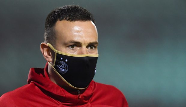 Andy Considine is set to take joint-fifth spot on Aberdeen's all-time appearance list today.