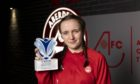 Bayley Hutchison has been SWPL player of the month for October.