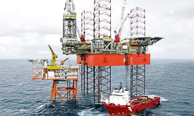 Jack-up rig previously known as West Epsilon and now called Well-Safe Protector.