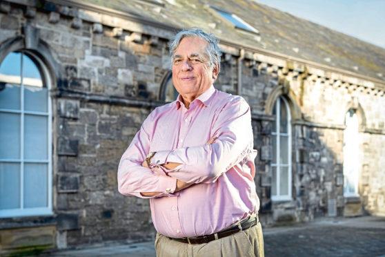 SLE chairman Mark Tennant