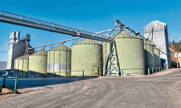 All four of WN Lindsay's grain stores in Scotland will be operated by 'pivotal buyer' Simpsons Malt.