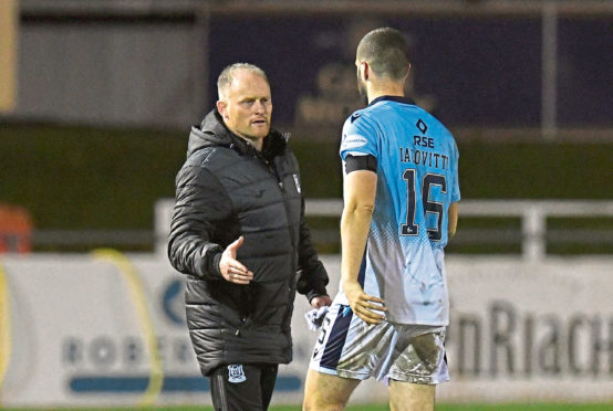 Elgin boss Gavin Price after the Ross County game.