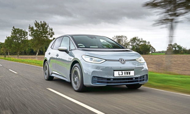Volkswagen ID. 3 1st Edition Pro Power 58kWh