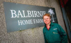 David Aglen from Balbirnie Home Farms