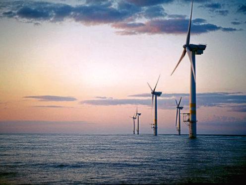 SSE - Scottish Hydro - Offshore wind