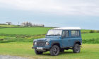NFU Mutual says thefts of iconic Land Rover Defenders are on the rise.