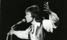 Sir Cliff performing in Dundee in 1978.