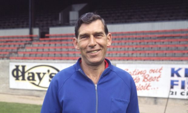 Eddie Turnbull was one of Aberdeen's most successful managers.