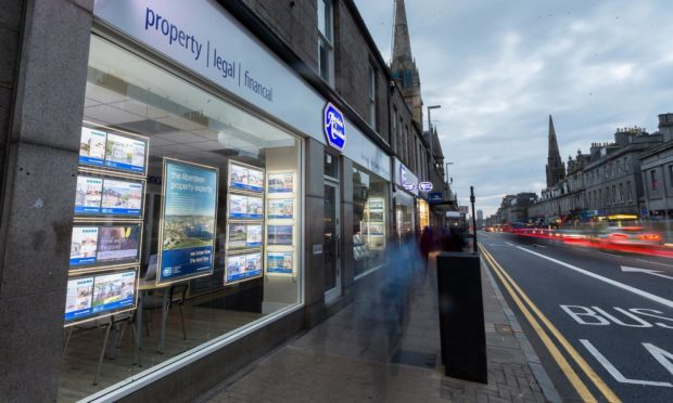 House prices have almost quadrupled in Scotland since 1998 according to new research by Aberdein Considine.