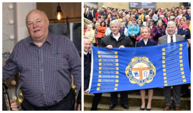 Mod signer Iain Mackay has died aged 78