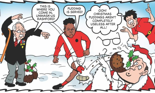 The Beano has published a dedicated comic for grown-ups for the first time ever, in an effort to lift spirits after a tough year.