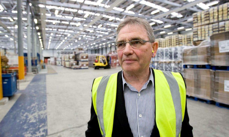 Former Labour MP Brian Wilson.