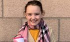 Ailie MacIntosh has been donating her pocket money to charity.