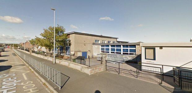Buchanhaven Primary School in Peterhead.