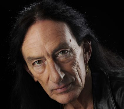 Ken Hensley has died at the age of 75. Photo credit: Andre Sakarov/PA Wire