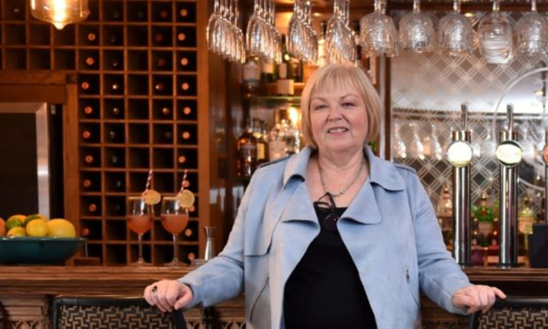 Banchory Lodge director Carol Fowler