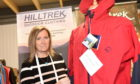 Hilltrek Outdoor Clothing owner Susan Griffiths.