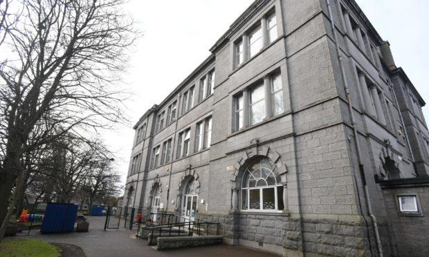 Kittybrewster Primary School, Aberdeen.