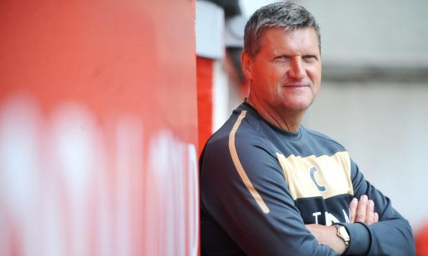 Neil Cooper, former Aberdeen youth coach.