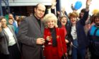 Hundreds of soap fans turned out to see EastEnders stars Barbara Windsor and Ross Kemp when they dropped in at Aberdeen's Mecca Bingo Hall, Berryden, in 1995. The queen of the Vic and her tough-guy TV son arrived in a horse-drawn carriage. They spent two hours signing autographs.