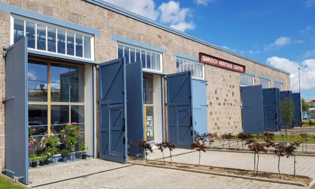 Garioch Heritage Centre wins funding