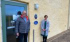 Richard Thorne and Esther Green have joined the Portsoy Community Enterprise.