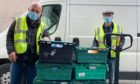 FareShare and CFine faced a near four-fold increase in demand across its northern network of foodbanks in the first six months of the pandemic. Picture by CFine.