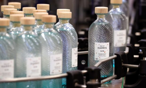 Harris Gin is making its way Stateside and Iain Maciver wonders what they'll make of it