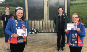 Inshes Guides are amongst the units appealing for more volunteers.