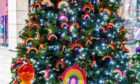 The Archie Foundation is auctioning off a collection of Christmas trees to raise money for their work looking after sick kids.