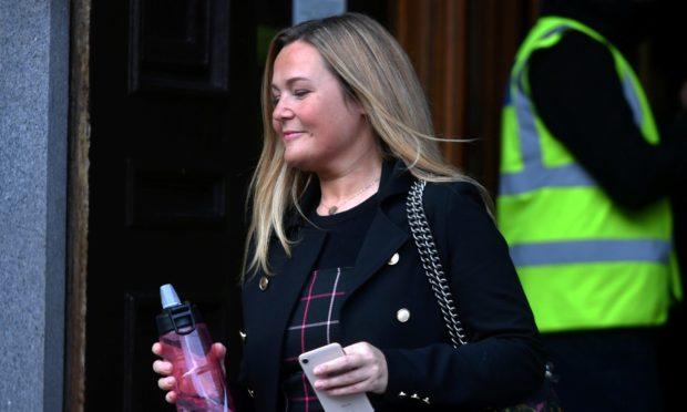 Emma Ewen at Aberdeen Sheriff Court.