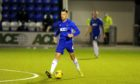 Cove Rangers midfielder Connor Scully.